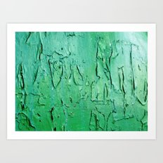 Urban Abstract 113 Art Print