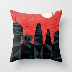 Tchaikovsky - Symphony No. 4 Throw Pillow