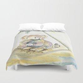 Dreamy Baby Elephant Duvet Cover