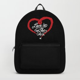 Love is in the Air | Valentine's Day Backpack