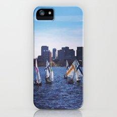 Fine Boston Day Slim Case iPhone (5, 5s)