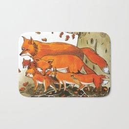 Noah's Ark - Fox Bath Mat