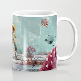 Metroid Coffee Mug