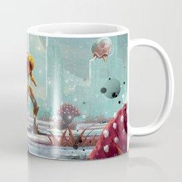 Metroid Coffee Mug