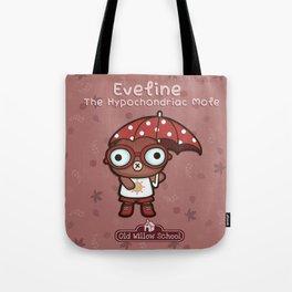 Eveline the Hypochondriac Mole Tote Bag