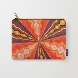 The Sun Shining Upon the Earth Carry-All Pouch