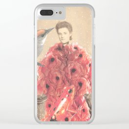 Salvaged Relatives (11) Clear iPhone Case