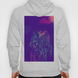European Eagle Owl Hoody