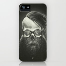 N.E.R.D. - (No-One Ever Really Dies) iPhone Case