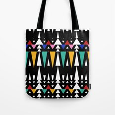 Tribal Fun 2 Tote Bag
