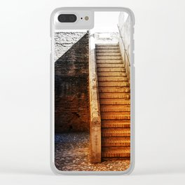 Passageway Clear iPhone Case