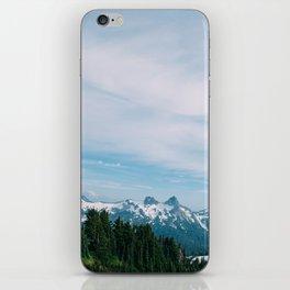 Spirit walk iPhone Skin