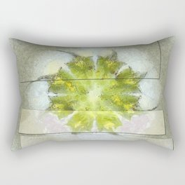 Fugler Beauty Flowers  ID:16165-063310-40571 Rectangular Pillow