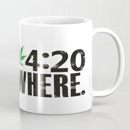 It's 4:20 Somewhere Coffee Mug