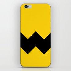 Be Charlie Brown iPhone Skin
