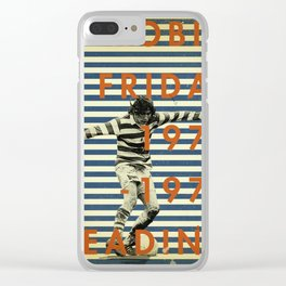Reading - Friday Clear iPhone Case
