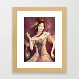 Keeper Framed Art Print