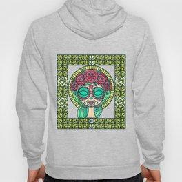 Sugar Skull Girl Hoody