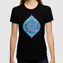 Radiant Boho Color Play T-shirt