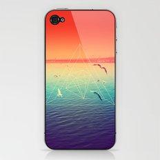 Lapse In Perception iPhone & iPod Skin