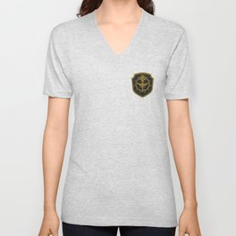 Brakebills embroidered patch - The Magicians Unisex V-Neck