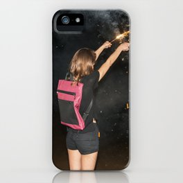 Kaboom! iPhone Case