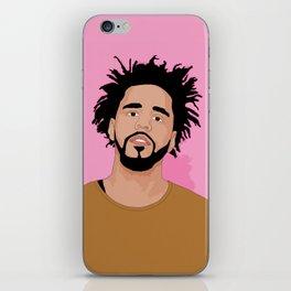 J Cole, Pink iPhone Skin