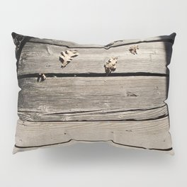 Pensive Autumn Pillow Sham