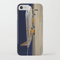 airplane iPhone & iPod Cases featuring Airplane by cjsphotos