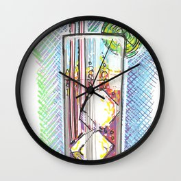 Soda, el Refresco Wall Clock