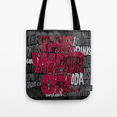 The War On... Tote Bag