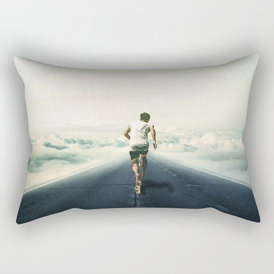 The Runner Rectangular Pillow