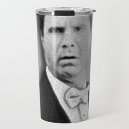 Will Ferrell Quote Quote Old School Travel Mug