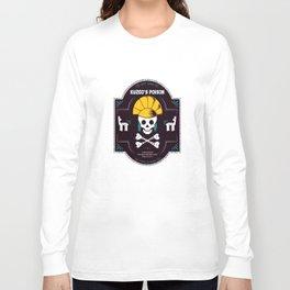 Llama Poison Long Sleeve T-shirt