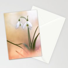 The very breath of spring Stationery Cards