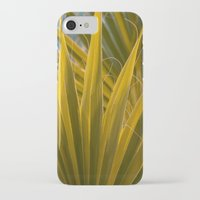 palm iPhone & iPod Cases featuring Palm by Moonworkshop