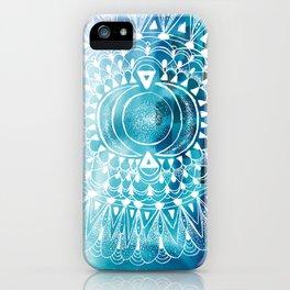 Mytic Moon iPhone Case