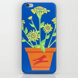 Clown Flowers iPhone Skin