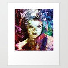 Myrna Art Print
