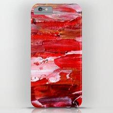 Red iPhone 6 Plus Slim Case