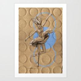 Sofya Art Print