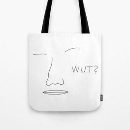 Come again? Tote Bag