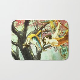 Trapeze Dream Bath Mat