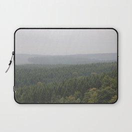Over Harz Wald Laptop Sleeve