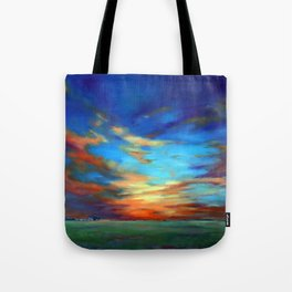 Sunset in the Heartland Tote Bag