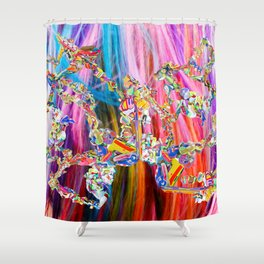 #lifeuniform 1 Shower Curtain