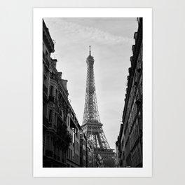 Been There, Shot That (Pt. 8 – Paris, France) Art Print