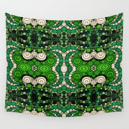 art retro pattern Wall Tapestry