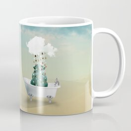 SHOWER CURTAIN Coffee Mug