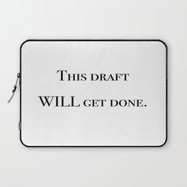 Writing motivation #1 Laptop Sleeve